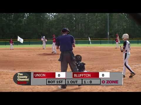 2019 Dixie Youth Ozone State Tournament Bluffton V Union 071319