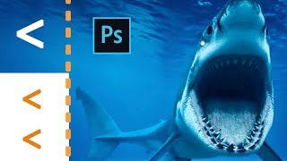 PROFISSA! COMO ESTICAR O FUNDO DE UMA IMAGEM no Photoshop do Jeito Avançado - Tutorial de Photoshop