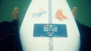 World Series Commercial (feat. Hunter Jones) Dodgers vs. Redsox