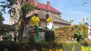 9 09 2012  r Szprotawa DOŻYNKI WOJEWÓDZKIE  Leszno Dolne  ,Dziecmiarowice