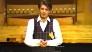 MAX EMANUEL CENCIC boy soprano  -   Laudate Dominum