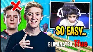 'CRACKED' 13 ans DESTROYS Tfue et Clix! (Fortnite World Cup Solo Finals - Game 2)