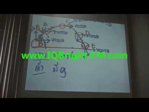 Clip ติวสอบวิชาเอกวิทย์ Part4 2