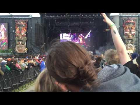 Aerosmith - Cryin' Live @Download Festival 2017
