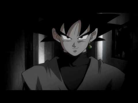 Dragon ball super AMV [Black Goku Theme]