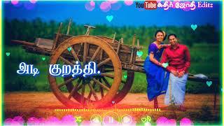 Enna dappa partynnu💛💕💚thappa ninaikkatha kurathi💛💕 Thamil movie flok songs whatts apps status