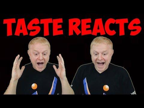 TASTE REACTS | VIEWER MADE TASTE GAMING COMPILATION