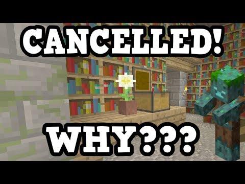 Minecraft Updates CANCELLED For Xbox & Switch / Wii U