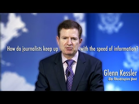 World Press Freedom Day - How do journalists keep up with the speed of information?