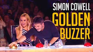 Every Simon Cowell Golden Buzzer EVER on Britain's Got Talent! Who's Your Favorite?