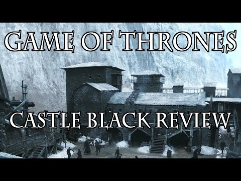 Is Castle Black from Game of Thrones realistic?