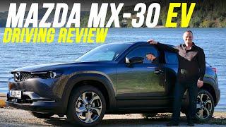 Mazda MX-30 EV REVIEW 2022 - the future of Mazda?