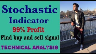 stochastic indicator | Hindi Technical Analysis intraday Trading strategy