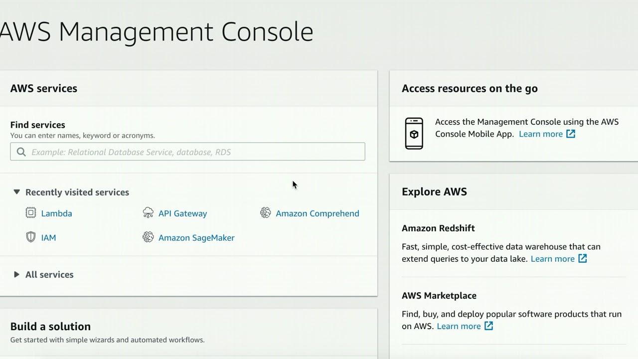 Call an Amazon SageMaker model endpoint using Amazon API Gateway and AWS  Lambda