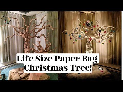 Unconventional Christmas Tree 2016