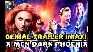 OMG! TRAILER X MEN DARK PHOENIX A LO AVENGERS ENDGAME REACTION VIDEO REACCION!