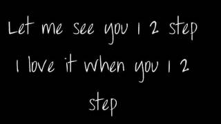 Yuri (SNSD) - 1, 2 Step ft. Amber [LYRICS]