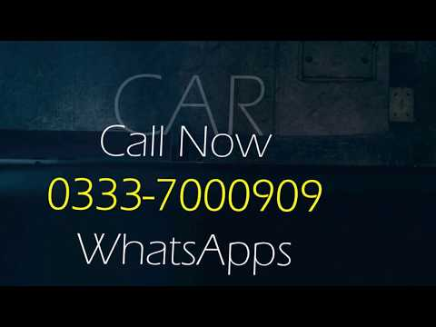 Car Rental Available in Karachi - ZJ Rent a Car Service