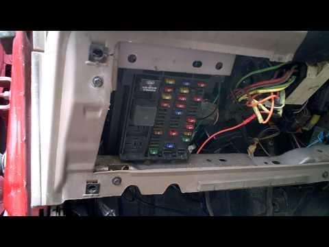 91 Ford F150 Dash Lights | Doovi