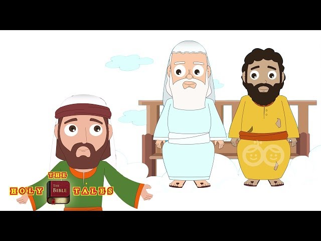 The Rich Man And Lazarus - Bible Stories For Children