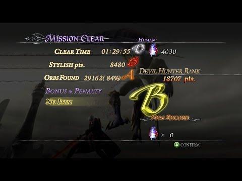 DEVIL MAY CRY 4 Special Edition   Nero vs Credo (+Cutscene)  