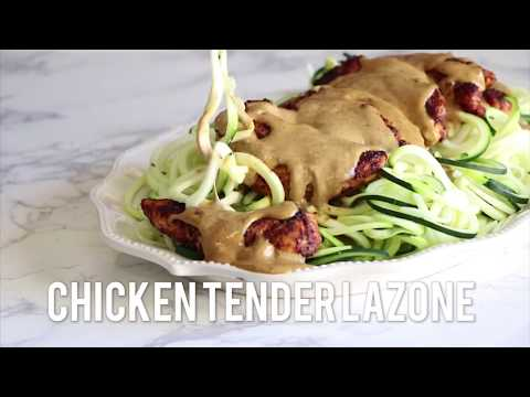 Keto Chicken Tender Lazone