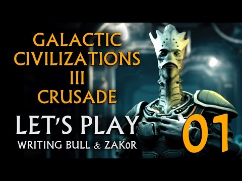 Let's Play: Galactic Civilizations III - Crusade (01) [deutsch]