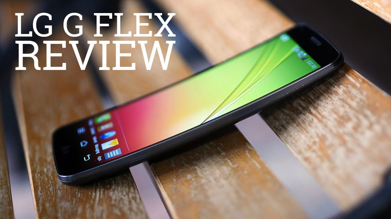 lg g flex review youtube