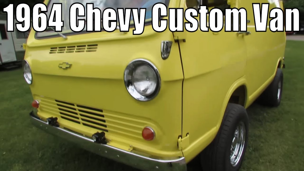 Chevy C10 Bed For Sale 1964 Chevy Custom Van - YouTube