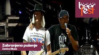 Zabranjeno pusenje - Zenica Blues live @ Belgrade Beer Fest 2012