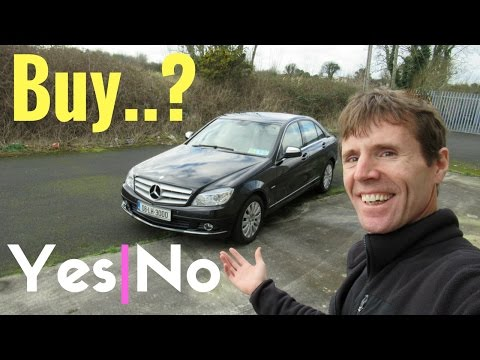 Should I Buy This Used Mercedes-Benz C-Class (W204) - Stavros969 4K