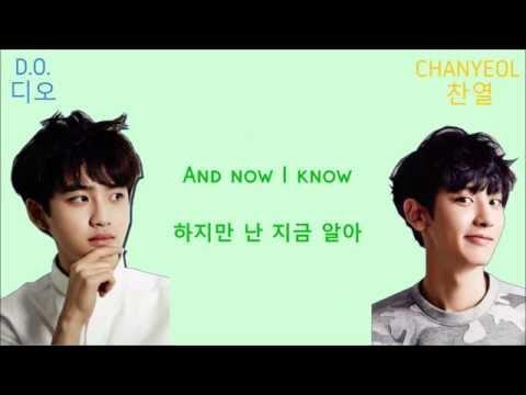 EXO (엑소) Chanyeol (찬열) & D.O. (디오) - Love Yourself (Eng/Kor Lyrics)
