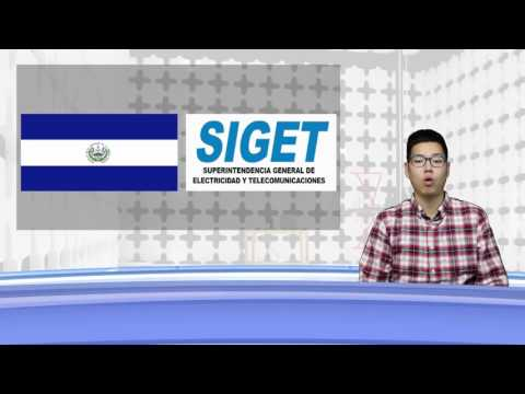 SIEMIC News - SIGET - El Salvador's Telecom Regulatory Agency