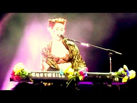 The Dresden Dolls live in Boston, MA 8/26/16 Pt. 1