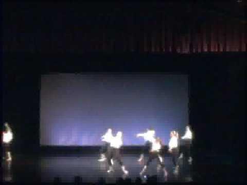 KNT Danceworks Mixed Level Ballet Piece - The Dancehouse Evening Class Show March 2010