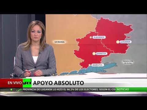 Ucrania: Lugansk y
