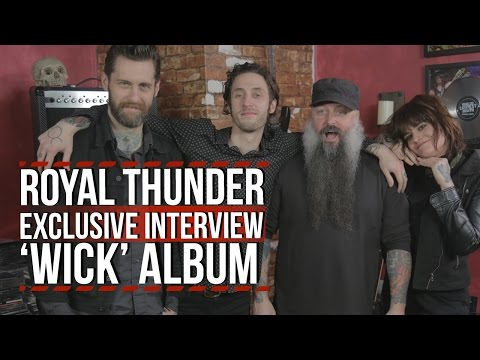 Royal Thunder's 'WICK' Album Isn't What You Think It's About
