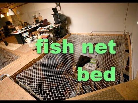 Amazing Fish Net Decoration Ideas