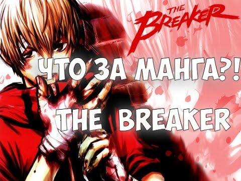 Что за манга!? The Breaker