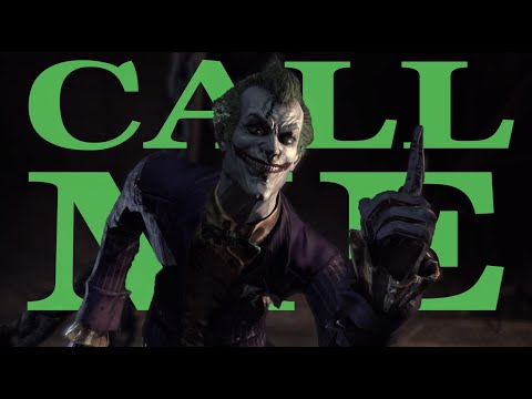 Batman And The Joker: Call Me (Shinedown) 1080p