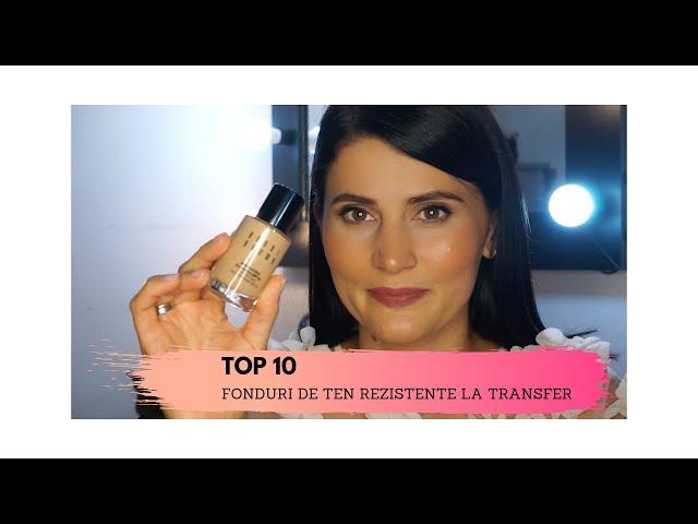 Top 10 fonduri de ten rezistente
