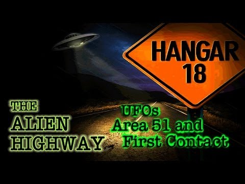 THE ALIEN HWY - UFOs and Area 51 - FEATURE FILM