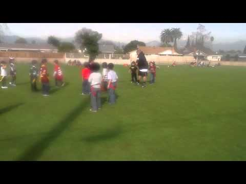 Dove Day School flag football