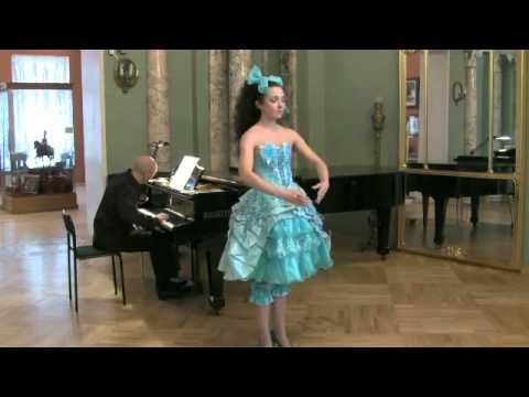 Оффенбах - Ария Олимпии из оперы Сказки Гофмана