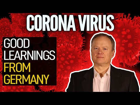 Fighting The Coronavirus: Good Learnings From Germany