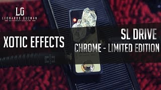 "⌠Test Drive - Exotic Effects ""SL Drive"" (Chrome - Limited Edition)⌡"