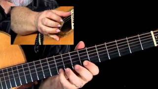 Post-Modern Fingerstyle Blues - Oriental Blues Performance - Guitar Lesson - Tim Sparks
