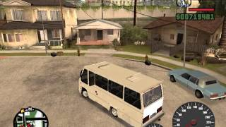 Repeat youtube video CJ HOJALATEANDO UN MICRO DE LA RUTA 47 GTA SAN ANDREAS