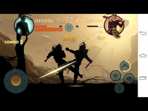 SHADOW FIGHT 2   CHALLENGE 3   Iron Reign NEW