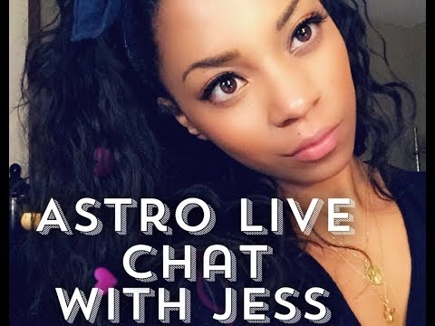 LIVE CHAT with Jess- March 19th through March 25th